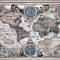 A New and Accurat Map of the World