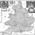 The Royal Map of England. Containing not only ye Citties, Market & all Parliament Townes, but also the Rivers, Highwaies, Sea ports, & many other places of Remark