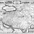 The Kingdome of Persia with the cheef Citties and Habites described