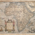 Africae Tabula Nova-Ortelio intera