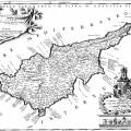 A Camantis Insula Hoggi di Cipro by Coronelli