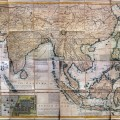 A map of the East Indies and the adjacent Countries.. by  H.Moll