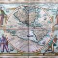 America sive Novus Orbis respectu Europaeorum Inferior Globi Terrestris Parts