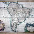America Meridionale auttore Ill. V. M Coronelli M.C. Cosmografo della Serenissima Repub di Venetia