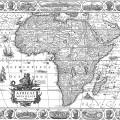 Africae  Nova Descr. per Nicolaum 1o. Visscher