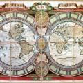 Carte Generale contenante Les Mondes Coeleste Terrestre et Civile