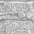 ALSATIAE Superioris et Inferioris Accuratissima Geographica Descriptio