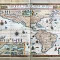 Americae tabula nova multis-locis tam ex terrestri perigunatione quam recentior…